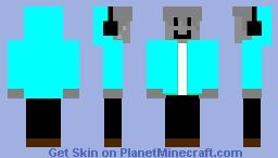 CatGamerYTmc Minecraft Skin