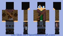 Adventure Minecraft Skin