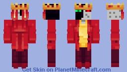 MCC16 red rabbits . Ranboo Minecraft Skin