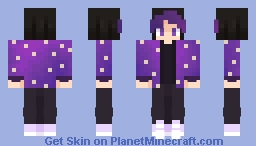 Galaxy Boy - 100 remakes, but YOUR skins! Event Entry Minecraft Skin