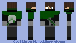 Discord series: Digital Animation Minecraft Skin