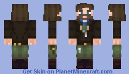 R.J. MacReady [UPDATED] Minecraft Skin