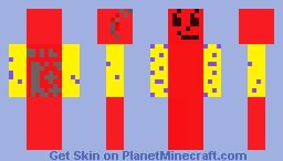 kool aid man 90's Minecraft Skin