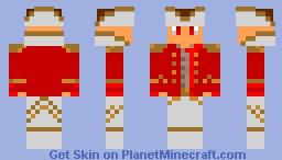 Indo pirate Minecraft Skin