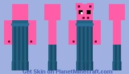Piggy - Little Brother Minecraft Skin