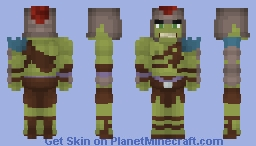 Hulk (Gladiator)   MCU Minecraft Skin