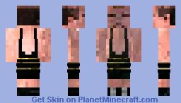 The Trainer (WWF ATTITUDE,WWF WARZONE,ECW) Minecraft Skin