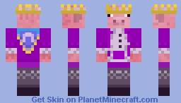 ♥ Technoblade Never Dies! ♥ Minecraft Skin