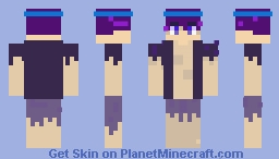 CORAL (unshaded edition) Minecraft Skin