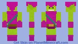 Marvel 90s - Green Goblin Minecraft Skin