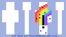 Hello/Intro Minecraft Skin