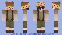 cottagecore ranboo Minecraft Skin
