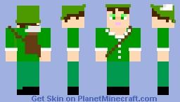 Archer Minecraft Skin