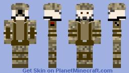 USCPF skin Minecraft Skin