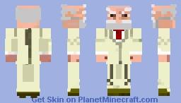 Preston B. Whitmore (PS1 Atlantis) Minecraft Skin