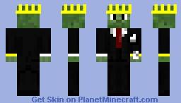 King Zombie Minecraft Skin