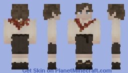 Hyperion || Lotc [Commission] Minecraft Skin