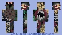 Sea Devil [LOTC] Minecraft Skin