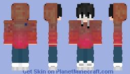 Fall Skin (Boy) BETA Minecraft Skin