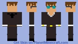 bruce wayne - batman Minecraft Skin