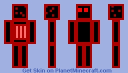 Fuck now Stary is sooo mad idk why but I'm out Minecraft Skin
