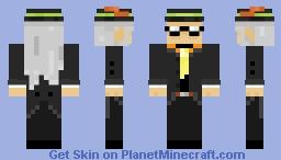 druid Minecraft Skin