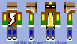 LightningAidenJT Winter Skin Minecraft Skin