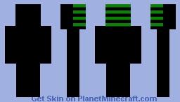 Glitch Knight Minecraft Skin