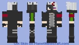 12Volts Skin Edit Minecraft Skin