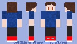 tommyplayz-youtube- Minecraft Skin
