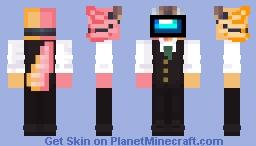 SUS Minecraft Skin