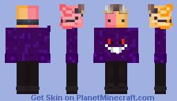 gingar Minecraft Skin