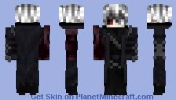 Experiment-01 Minecraft Skin