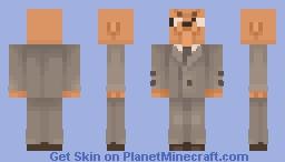 Kim Kil Whan Jake's offspring Minecraft Skin