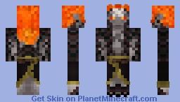 Demise   LoZ: Skyward Sword   1.8+ Minecraft Skin