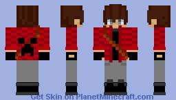 juda's skin Minecraft Skin