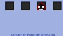 + Bad Boy Halo's Head (Creepypasta). Minecraft Skin