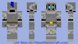 Shadow Knight Minecraft Skin