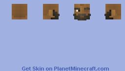 [COMMISSION] 𝓐𝓰𝓮𝓭 𝓯𝓲𝓼𝓱𝓮𝓻𝓶𝓪𝓷 Minecraft Skin