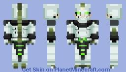 Ripjaws | Ben 10 Omniverse Minecraft Skin