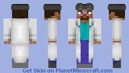 Scientist OC Minecraft Skin