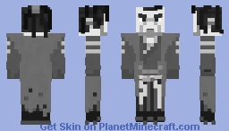 Ronin - STAR WARS: VISIONS [THE DUEL] Minecraft Skin