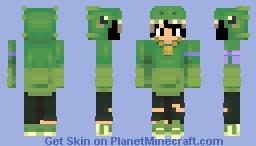 Dino World Minecraft Skin