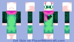 ralsei Minecraft Skin