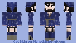Shobolan The Seggsy (LOTC) Minecraft Skin