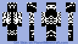 Oddity Minecraft Skin