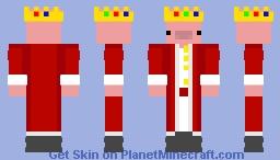 Technoblade Minecraft skin! Minecraft Skin