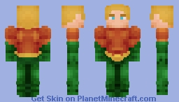 Aquaman 🌏DCU Skins