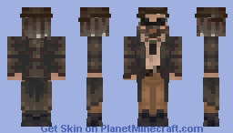 Karl Heisenberg Minecraft Skin
