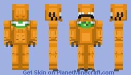 Wildmutt | Ben 10 Omniverse Minecraft Skin